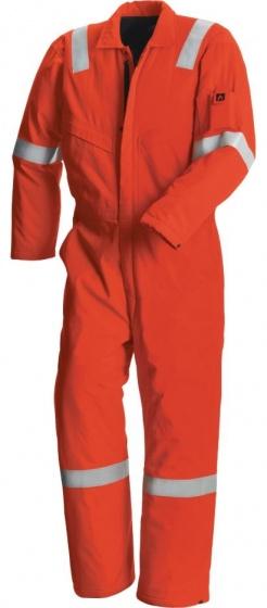 Red Wing vuurbestendige winter overall unisex oranje mt M