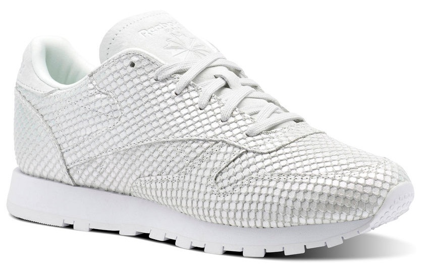 lowest price 87803 8bc72 Sneakers Classic Leather Damen weiß