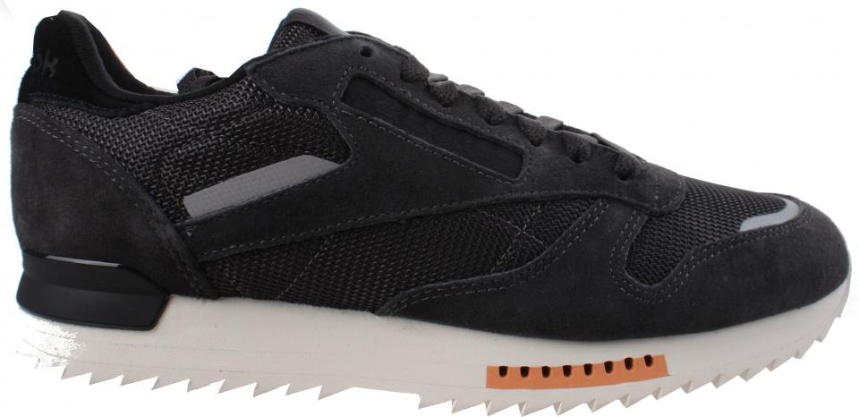 5f142fe6491 Reebok sneakers classic leather ripple SN men black - Internet ...
