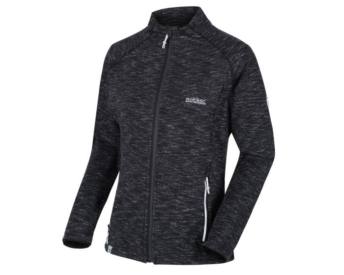 Regatta softshell jack Harty III dames zwart