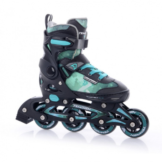 Roces Inline Skates Tempish Dasty Green jongens groen maat 33 36