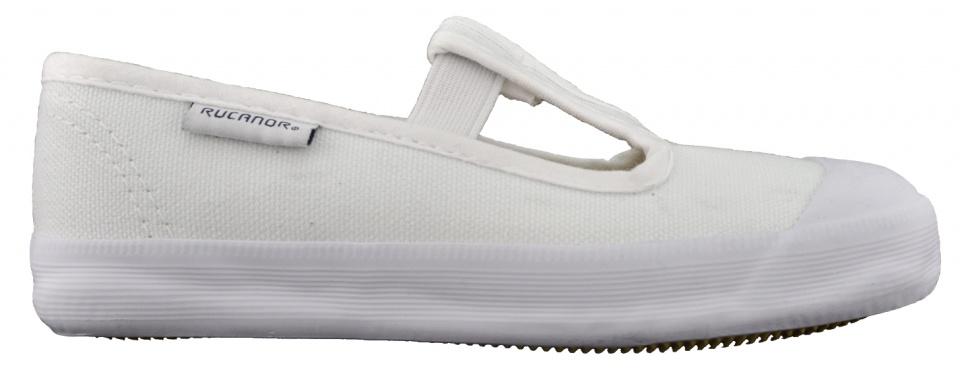 Rucanor gymschoenen RSA Spirit meisjes wit