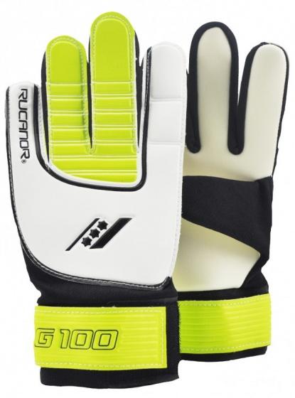 Rucanor keepershandschoenen G100 groen-wit maat 7,5