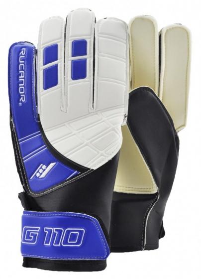 Rucanor keepershandschoenen G110 blauw-wit maat 8