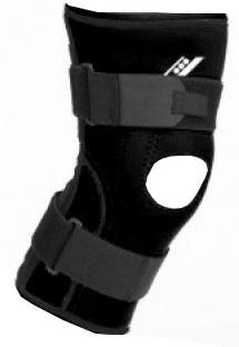 Rucanor Patello Plus II Knee Stabilisator Zwart S