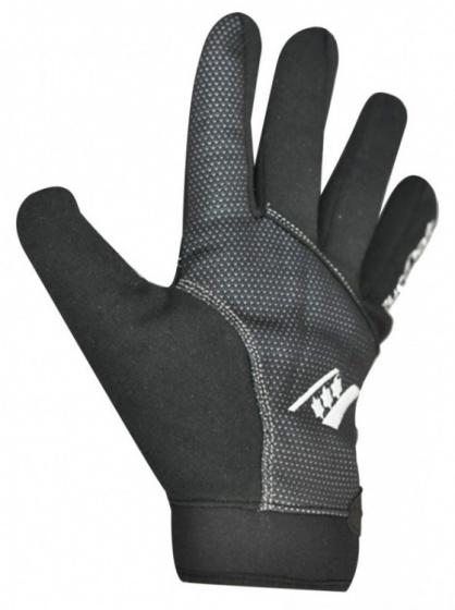 Rucanor sporthandschoenen Player zwart maat 8