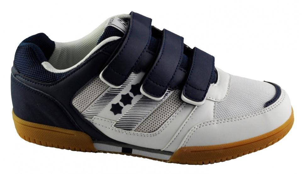 indoor shoes Silvan V junior blue white