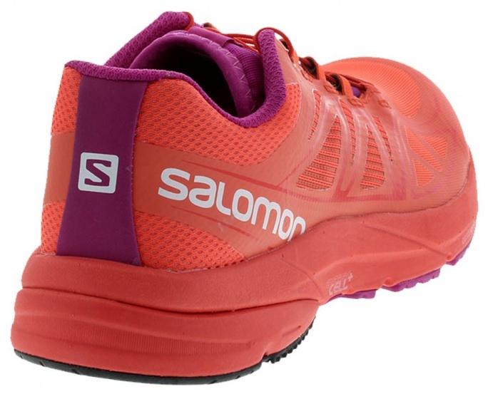 Salomon Chaussures De Course Sonic Femmes Pro Orange Taille 39 1/3 dJR2YeT