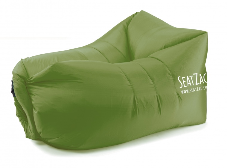Big Bag Zitzak.Bean Bag 400 Liters Dark Green