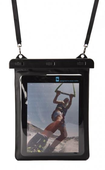 Seawag waterdichte tablet beschermhoes zwart 10,5 inch