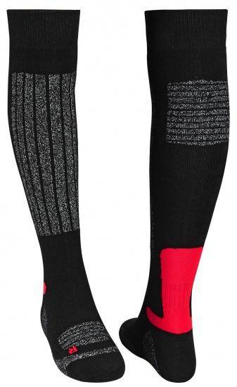starling skikousen unisex schwarz grau rot gr e 39 42 internet sport casuals. Black Bedroom Furniture Sets. Home Design Ideas