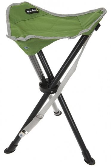 Summit campingstoel Tripod 47 cm groen