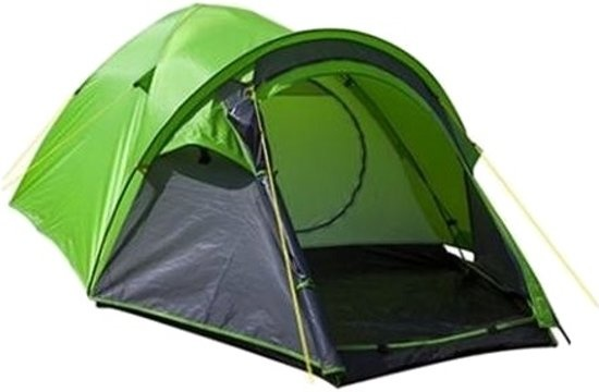 Summit Pinnacle Dome 3 persoons tent 210 x 210 x 130 cm groen