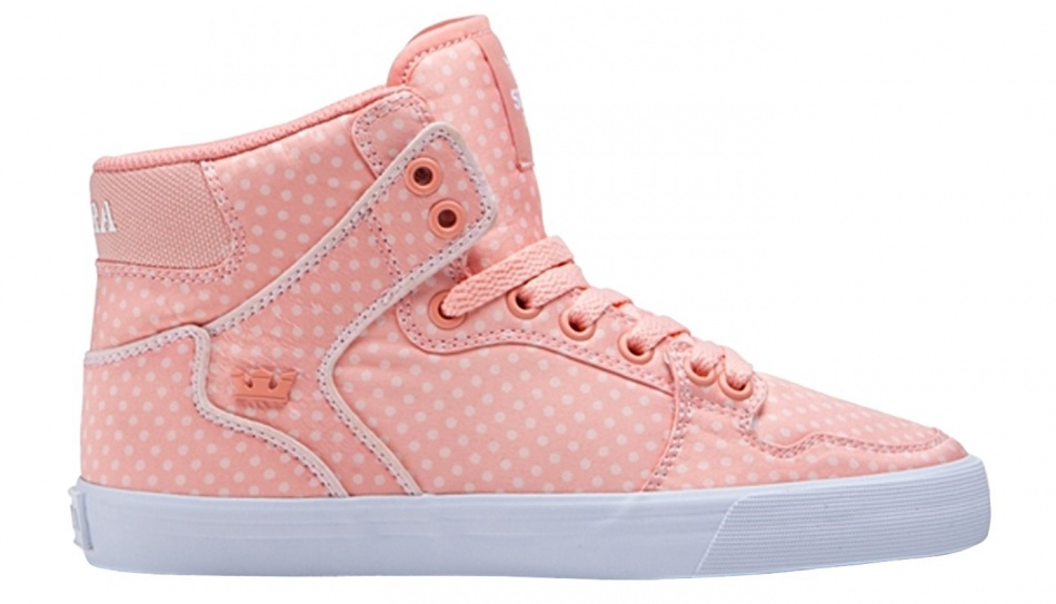 Chaussures Pour Enfants Vaider Rose / Zèbre - Blanc Taille 37.5 V6mxKU7