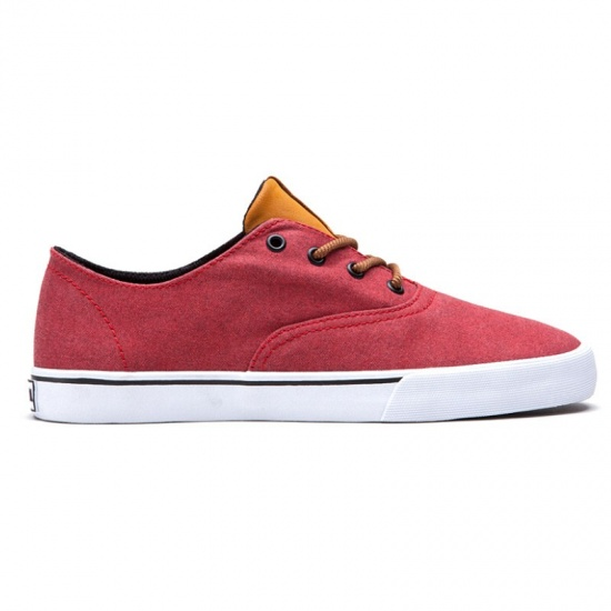 Chaussures De Sport D'emballage Supra Taille Rouge / Brun 43 hDXW7PC
