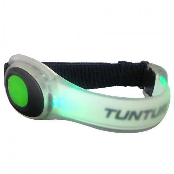 Tunturi LED Sport Armband Groen