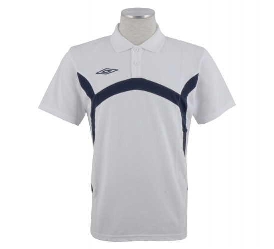Umbro Team Polo White