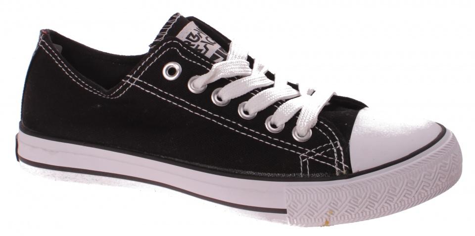 Urban Beach Sneakers Classics Jongens Zwart Maat 37