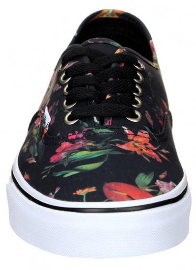 Vans Sneakers Authentic Black Bloom unisex black ...