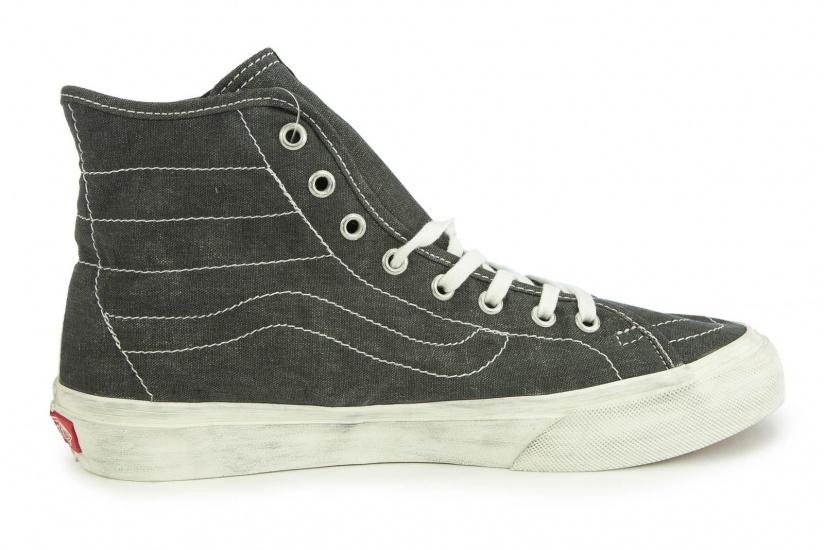 Chaussures De Sport Sk8-salut Unisexe Crème Mince / Noir Taille 34.5 gj7iPRH