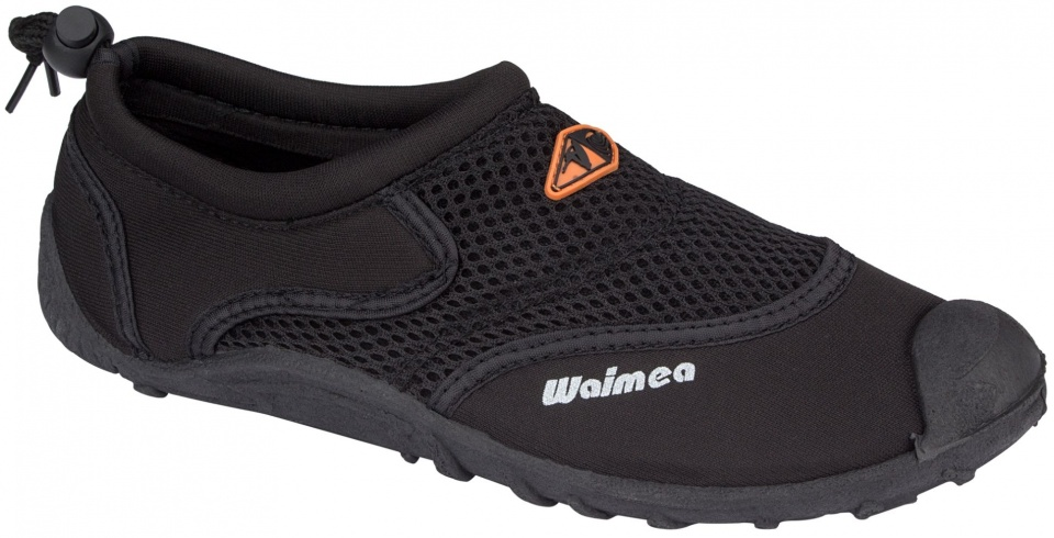 Waimea Aquaschoenen Wave Rider junior zwart