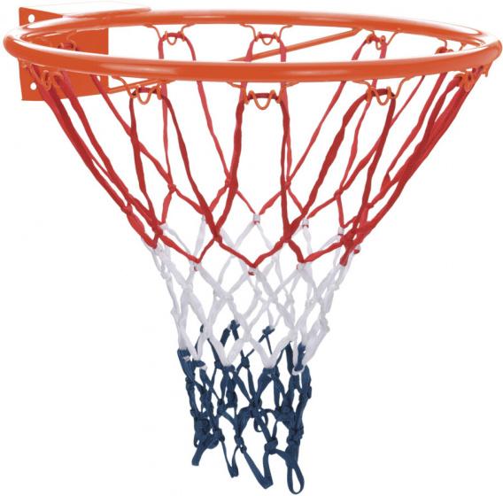 XQ Max basketbalring 46 cm nylon/staal oranje