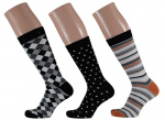 Apollo sokken Fashion Bamboo dames bamboe 3-pack