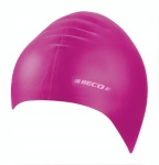 Beco kinder badmuts siliconen junior roze one size