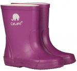 CeLaVi regenlaarzen Wellies junior rubber paars