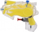 Free and Easy waterpistool 12 cm geel