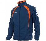 Hummel sportjack Team Top Full Zip junior polyester denim