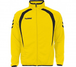 Hummel sportjack Team Top Full Zip heren polyester geel