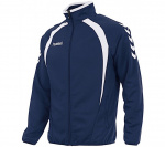 Hummel sportjack Team Top Full Zip junior polyester marine