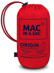 Mac in a Sac regenjas Origin II polyester rood