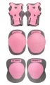 Nijdam Junior Protection Set Pink