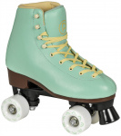 Playlife inlineskates Sunset dames synthetisch groen maat 37