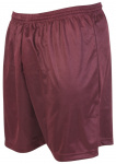 Precision Training voetbalbroek Micro-stripe polyester bordeaux