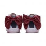 Puma sneakers Basket Bow dames lichtblauw Internet