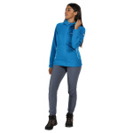 Regatta jas Terota fleece dames blauw