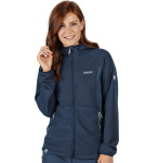 Regatta jas Terota fleece dames donkerblauw