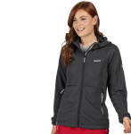 Regatta jas Terota fleece dames grijs