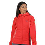 Regatta jas Terota fleece dames rood