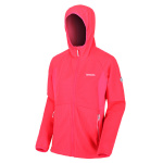 Regatta jas Terota fleece dames roze