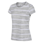 Regatta Limonite IV t-shirt grijs/wit