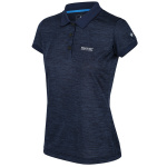 Regatta Remex II polo dames donkerblauw
