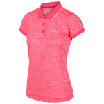 Regatta Remex II polo dames roze