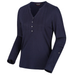 Regatta shirt Fflur Jersey Outdoor navy