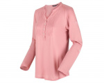 Regatta T-shirt Fflur dames viscose roze