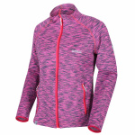 Regatta softshell jack Harty III dames cerise