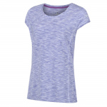 Regatta T-shirt Hyperdimension dames polyester lila